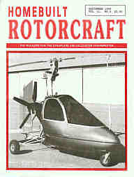 Homebuilt Rotorcraft magazine